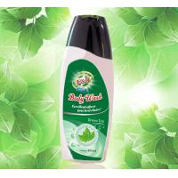 Wholesale Refreshing SPA Perfumed Shower Gel for Lady , Green Tea Bath and Body Products from china suppliers