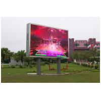 Wholesale High Brightness P10 outdoor LED Video Screen10mm fullcolor 1R1G1B LED Display Screens from china suppliers