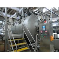 Wholesale High speed Air-flow Atomization Intermittent Fabric Dyeing Machine Low Bath Ratio from china suppliers