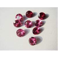Wholesale Rhodolite Garnet Semi Precious Gemstones Cabochon Cut For Jewelry from china suppliers