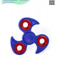 Wholesale hottest metal zinc alloy  Tri-Spinner fidget Hand Spinner toy from china suppliers