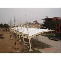 Wholesale Safety Parking Shade Canopies Fabric Structures For Car / Motorcycle from china suppliers