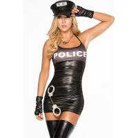 Wholesale Spread Em Sheer Police Lingerie Adult Costumes for Carnival Christmas Halloween from china suppliers