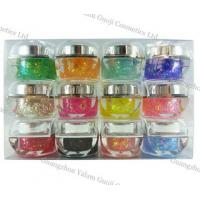 Wholesale Portable 15g / Bottle UV Gel Nails With base gel, 160 Colors For Nail Art Printer from china suppliers