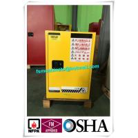 Wholesale Flammable Safety Storage Cabinet For Oil Station, Paint Storage Cabinet For Laboratory from china suppliers