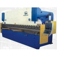 Electrical Sheet Shearing Machine NC / CNC Controller Hydraulic Bending Machine