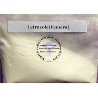 Wholesale Femara Anti Estrogen Steroids Buliking Cycle Letrazole Raw Powder For Sale 112809-51-5 from china suppliers
