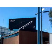 Quality P8 / P10 Outdoor Full Color LED Display , Public Place LED Advertising Billboards for sale