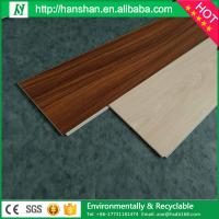 Wholesale plastic wood floor interlocking wood flooring 3mm vinyl sheet from china suppliers