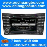Ouchuangbo s100 platform central multimidia kit mercedes for Mercedes benz c class 2008 bluetooth