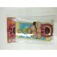 Quality Clear PVC Waterproof  Phone Bag Plastic Printing Services With Offset CMYK Printing for sale
