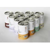 Wholesale Waterproof CMYK printed Paper tube packaging , Dried Fruit Tube Box from china suppliers