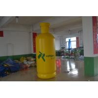 Wholesale Inflatable giant advertising gas bottle / inflatable product replica / giant promotion inflatables from china suppliers