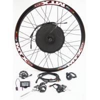 Wholesale 26 Inch Mtx Rear Wheel Electric Bike Kit 48v 1000w Cycling Motor , Bicycle Electric Conversion Kit from china suppliers