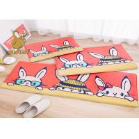 Wholesale Cartoon Pattern Print Bedroom Area Rugs  Waterproof Kids Bedroom Area Carpet from china suppliers