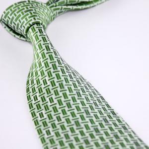China Microfiber Silk Woven Necktie Colorful Tie for men Italian Style on sale