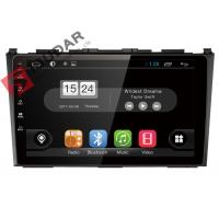 Wholesale Wireless Android Car Navigation System 2009 - 2011 Honda Crv Sat Nav Replacement from china suppliers