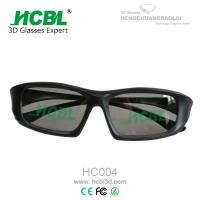 Wholesale Fashionable RealD MI IMax Linear Polarized 3D Glasses / Eyeglass 163*152*42mm from china suppliers