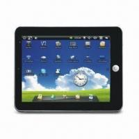 Wholesale 8-inch Netbook with TFT 260K Color LCD, Built-in Camera, Supports Micro SD Card and U-disk from china suppliers