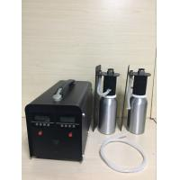 Buy cheap 300*160*195mm Black Commercial Metal Connect To HVAC Aroma Diffuser For Large Area from wholesalers