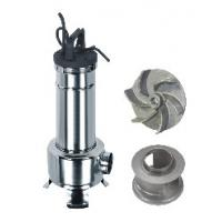 Wholesale WQ submersible stainless steel sewage pump, drainage pump, dirty water pump from china suppliers