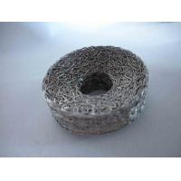 Wholesale China Knitted Wire Mesh Mufflers,Knitted Mesh Exhaust Silencers,Compressed Knitted Mesh from china suppliers