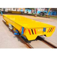 Wholesale Cast wheel electric power rail transport vehicle for railway maintemnance from china suppliers