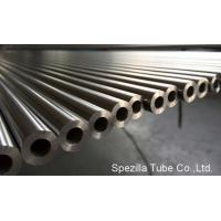 Quality Bright Annealed Stainless Steel Round Tube Cold Drawn Seamless Tubing TP316L for sale
