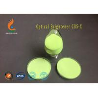 Wholesale 5.0% Moisture Detergent Optical Brighteners , Tinopal CBS X Optical Brightener 27344-41-8 from china suppliers