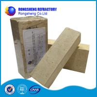 Wholesale Professional Silica Refractory Bricks For Hot Blast Furnace / Oven / Glass Furnace from china suppliers