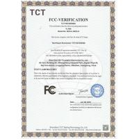 Chuanghui Electronics Co., Ltd. Certifications