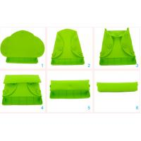 Wholesale L 47 * W 29 CM Portable Silicone Table Mat With Suck Cup Design from china suppliers
