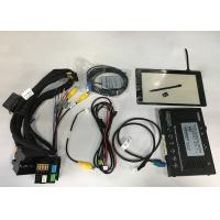 Quality AUDI A4 MIB2 Navigation Car Video Interface Kit Integrated With Tough Screen for sale