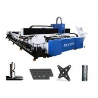 Wholesale IPG Steel Pipe Cutting Machine & Tube Laser Cutting Machine from china suppliers