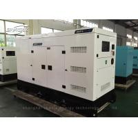 Wholesale 4 Pole Industrial Power Generators 307kva with Stamford Alternator from china suppliers