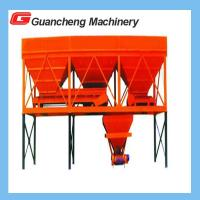 Wholesale 1200L Yellow Carbon Steel Concrete Batching Machine With Automatic System from china suppliers