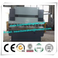 Buy cheap CE Hydraulic Press Brake Machine CNC Steel Sheet Bending Machine 6100 * 2500 * 4200MM from wholesalers