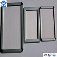 Wholesale High grade quality aluminum led snap frame from china suppliers