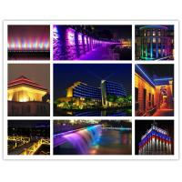 Outdoor Landscape lighting RGB Waterproof LED Wall Washer / Flood light / Light Bar
