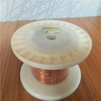 Wholesale Super Thin Self Bonding Polyurethane UEW Class 180 Enamled Rectangular Flat Copper Wire from china suppliers