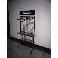 Wholesale Free Standing Display Shelves Merchandise Display Racks With Hooks from china suppliers