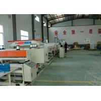 Wholesale PP Hollow Profile Plastic Sheet Production Line / Extrusion Line With Control Cabinet from china suppliers