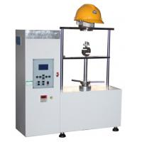 Wholesale Safety Helmet Testing Machine Chin Strap Strength Lateral Stiffness Tester from china suppliers