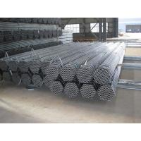 Wholesale Galvanized Steel Pipes Widely Used in Bridge Construction , Threading Pipe, Building Steel from china suppliers