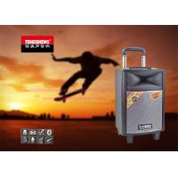 Wholesale Outdoor Bluetooth Trolley Speaker Portable PA System With Wireless Microphone from china suppliers