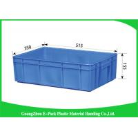 Wholesale Customized Plastic Storage Trays 100% New Pp Light Weight Nested Freely HDPE from china suppliers