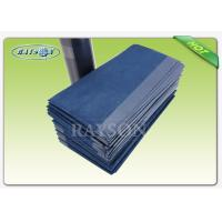 Wholesale Anti Various Liquids Disposable Bed Sheet , Non woven Bed Cover For Massage Hospital from china suppliers