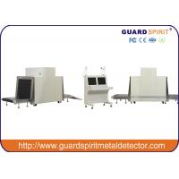 Wholesale Large size subway baggager scanner ,  x ray security systems for safety checking from china suppliers
