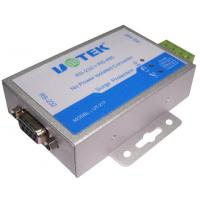 Wholesale RS232 To RS485 RS422 Serial Converter UT-217 / 217E With Baudrate 115.2Kbps from china suppliers