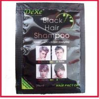 Wholesale Dexe Black Hair Shampoo 25ml (GL-HD0045) from china suppliers